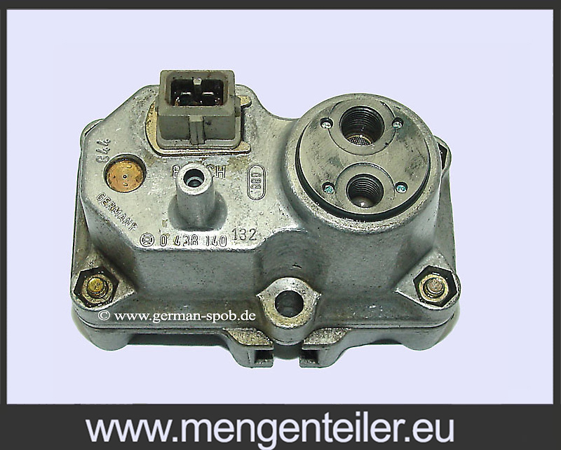 0438140132 Bosch STYRTRYCKSVENTIL VÄRME | FERRARI | 0 438 140 132 Warm up regulator  - mengenteiler.eu